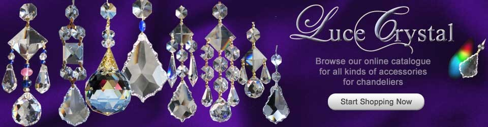 Crystal Chandelier Replacement Parts Swarovski And Asfour