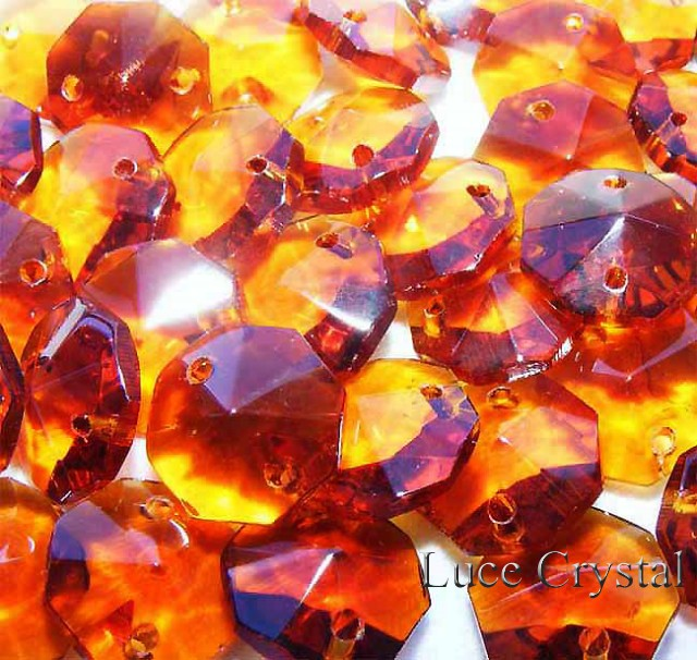 Topaz 14mm Octagon