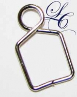 Chrome Hanger 60 Pcs